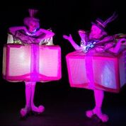 Illuminated Gift Boxes